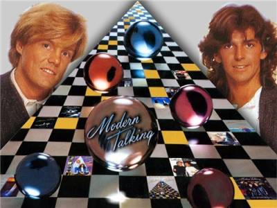 Modern Talking # Club Collection /Bootlegs/Promo Singles/ Singles/ Club-Mixes/ (2018) торрент