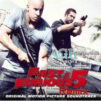 Форсаж 5 Ремикс /Fast and Furious 5 Remix from AGR/