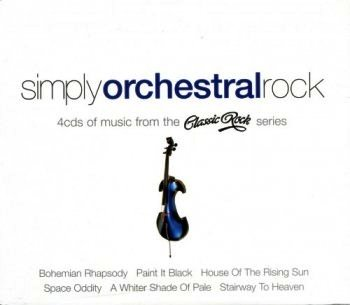 Simply Orchestral Rock [4CD]