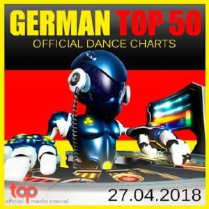 German Top 50 Official Dance Charts 27.04