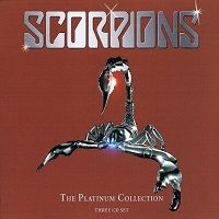 Scorpions - The Platinum Collection [3CD]