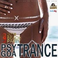 Psy Goa Trance: Beach Party