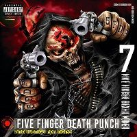 Five Finger Death Punch - And Justice for None [Deluxe Edition]