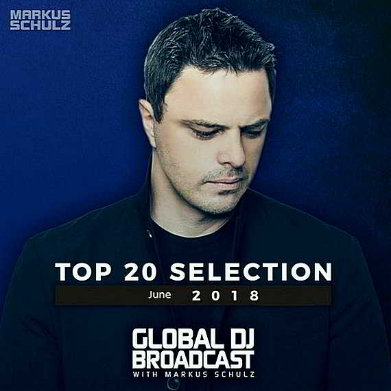 Global DJ Broadcast: Top 20 June