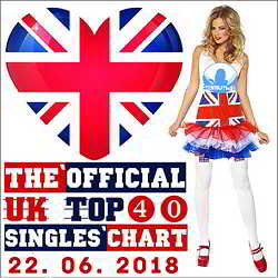 The Official UK Top 40 Singles Chart [22.06] (2018) торрент
