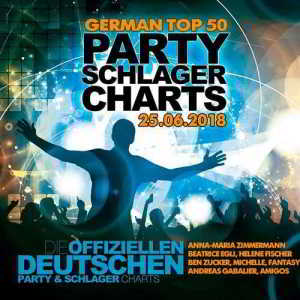 German Top 50 Party Schlager Charts (2018) торрент