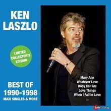Ken Laszlo / Best Of 1990-1998 [Maxi Singles & More] (2018) торрент