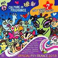 Street Parade 2018 Official Psy-Trance [Mixed by Liquid Soul]
