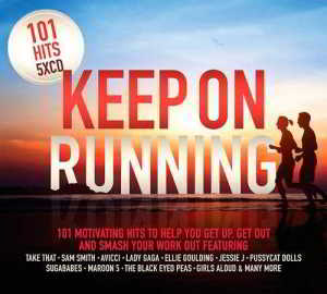 101 Hits - Keep On Running (5CD)