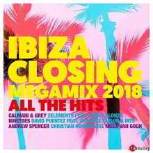 Ibiza Closing Megamix 2018 All The Hits [2CD]
