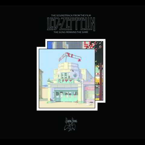 Led Zeppelin - The Song Remains The Same [Remastered] (1976)-
