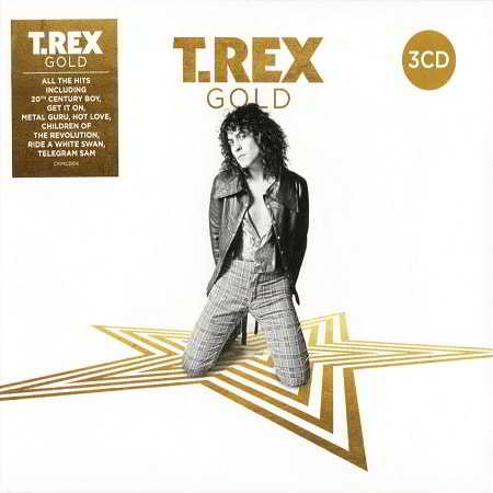 T.Rex - Gold [3CD Box Set]