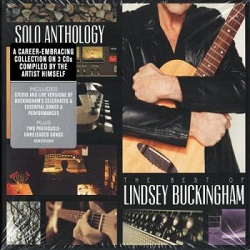 Lindsey Buckingham - Solo Anthology - The Best Of Lindsey Buckingham -3CD