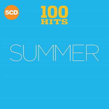 100 Hits - Summer [5CD Hits Digipack]