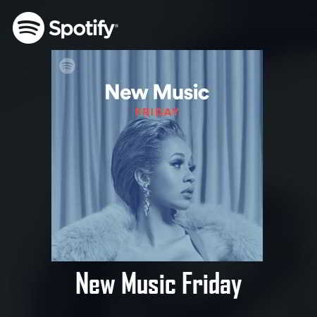 New Music Friday US from Spotify [25.10]
