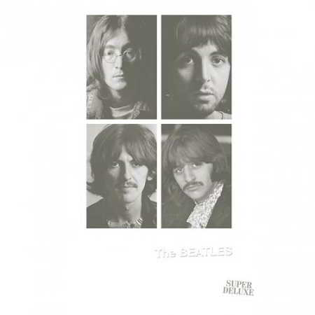 The Beatles - The Beatles (The White Album) [Super Deluxe Edition, 6CD]