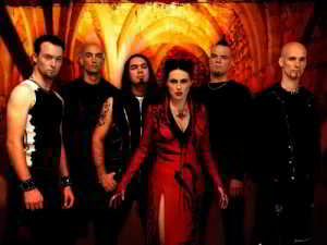 Within Temptation - 7 Albums + 5 Live + 1 Demo + 8 EP'S + 22 Singles + 1 Compilation