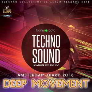 Deep Movement: Techno Sound