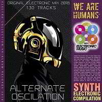 We Are Humans: Synth Electronics Mix