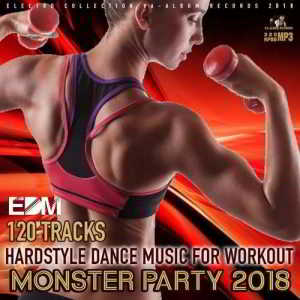 Hardstyle Dance Music For Workout