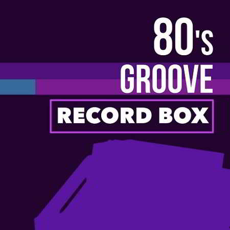 80's Groove Record Box