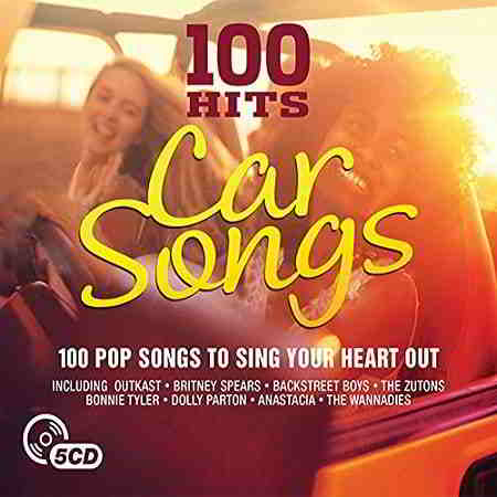 100 Hits Car Songs Vol.1 [5CD]