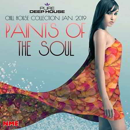 Paints Of The Soul: Pure Deep House