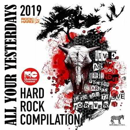All Your Yesterdays: Hard Rock Compilation
