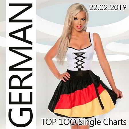 German Top 100 Single Charts 22.02.2019