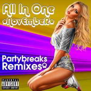 Partybreaks and Remixes - All In One November 001 (2019) торрент