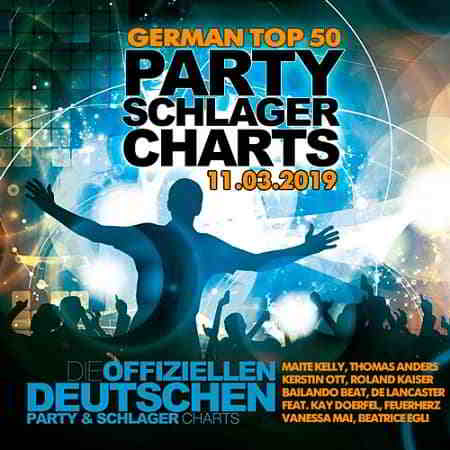 German Top 50 Party Schlager Charts 11.03.2019