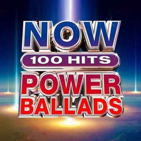 NOW 100 Hits Power Ballads [6CD]