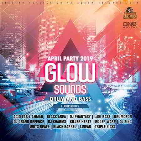 Glow Sounds Drum And Bass (2019) торрент