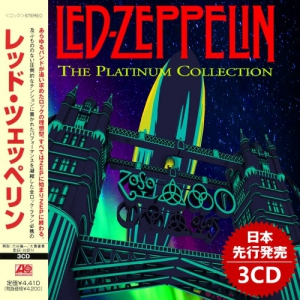 Led Zeppelin - The Platinum Collection 3CD