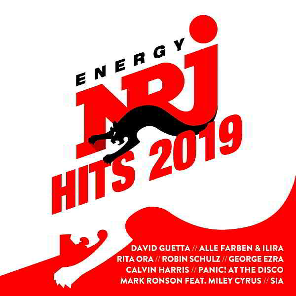 Energy Hits [2CD] (2019) торрент