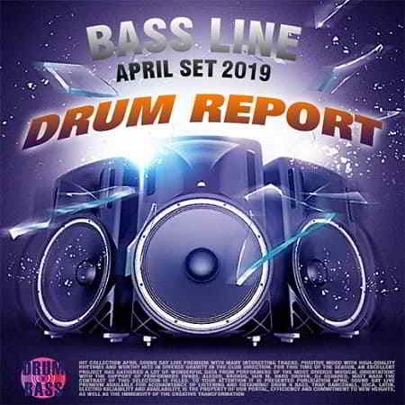 Drum Report Bass Line (2019) торрент