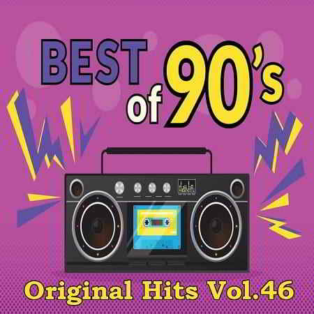 Best Of 90`s Original Hits Vol.46 (2019) торрент