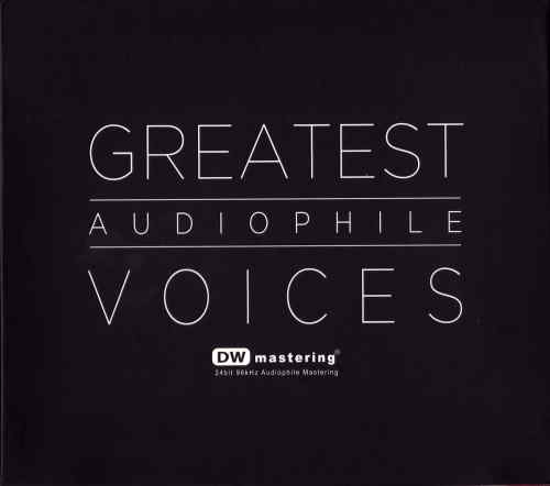 Greatest Audiophile Voices [4CD]
