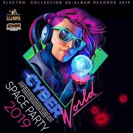Cyber World: Electronic Space Party