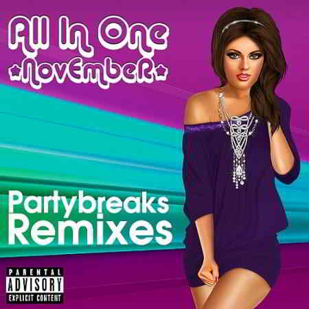 Partybreaks and Remixes - All In One November 008