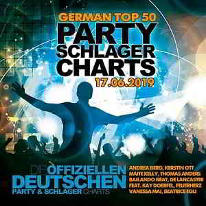 German Top 50 Party Schlager Charts 17.06.2019