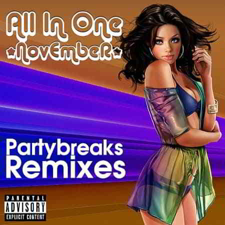 Partybreaks and Remixes - All In One November 009