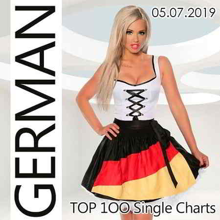 German Top 100 Single Charts 05.07.2019