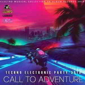 Call To Adventure: Techno Electronic Party