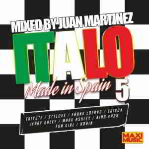 Italo Made In Spain 5 (2018) торрент