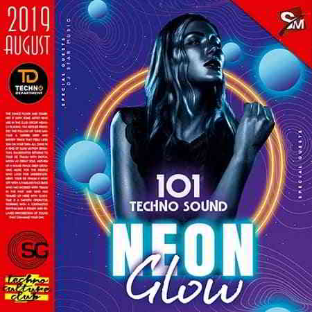 Neon Glow: Techno Sound Party
