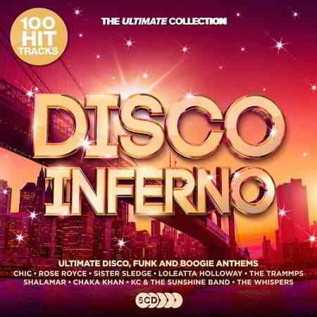 Disco Inferno: Ultimate Disco Anthems [5CD]