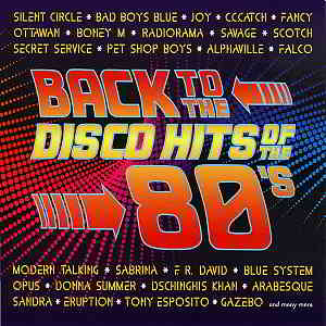 Back To The Disco Hits Of The 80's [2CD]