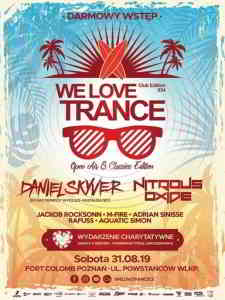 Live - We Love Trance Fort Colomb Poznan Poland 2019-08-31