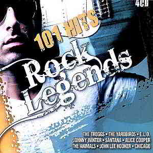 101 Hits Rock Legends [4CD]